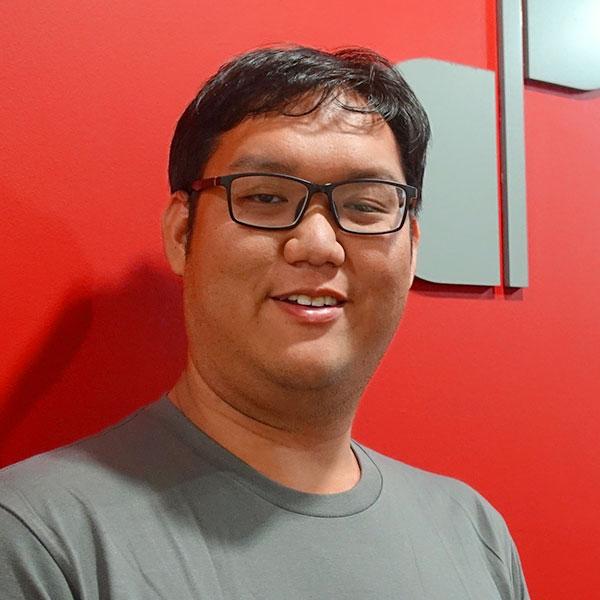 Portrait of DigiPen (Singapore) alumni Alexander Wong