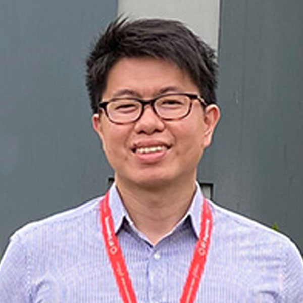 Portrait of DigiPen (Singapore) alumni Alvin Lui