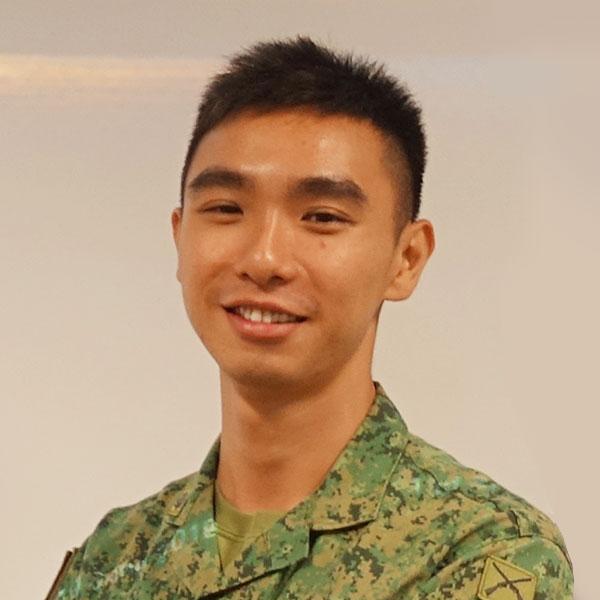 Portrait of DigiPen (Singapore) alumni Chew Tee Chin