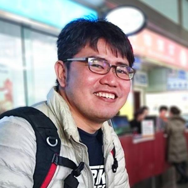 Portrait of DigiPen (Singapore) alumni Chris Ong