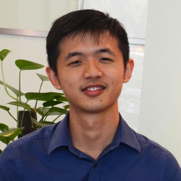 Portrait of DigiPen (Singapore) alumni Daryl Bong