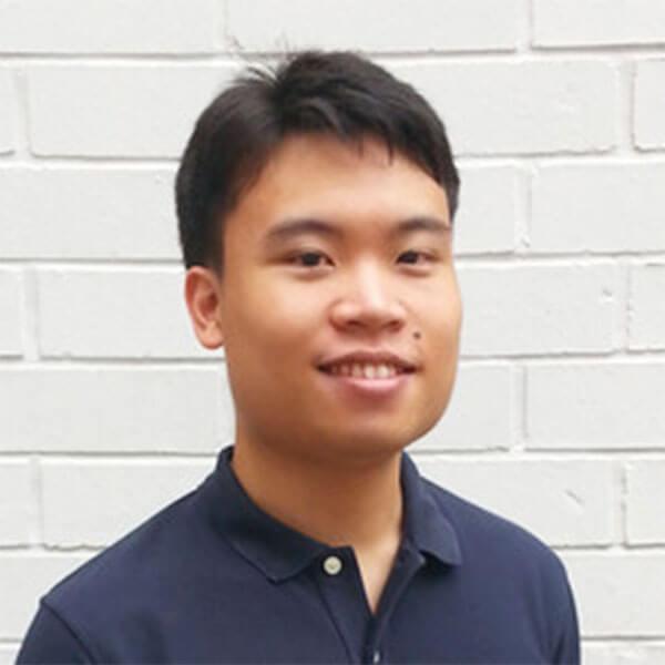 Portrait of DigiPen (Singapore) alumni Daryl Wong