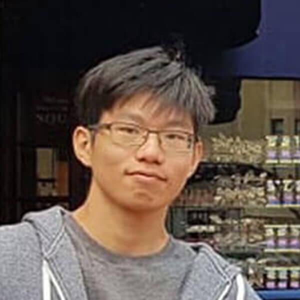Portrait of DigiPen (Singapore) alumni Dennis Chua