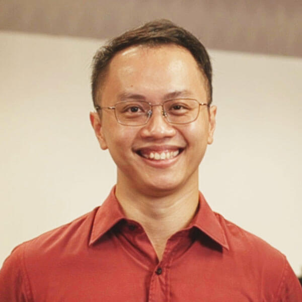 Portrait of DigiPen (Singapore) alumni Heber Ng