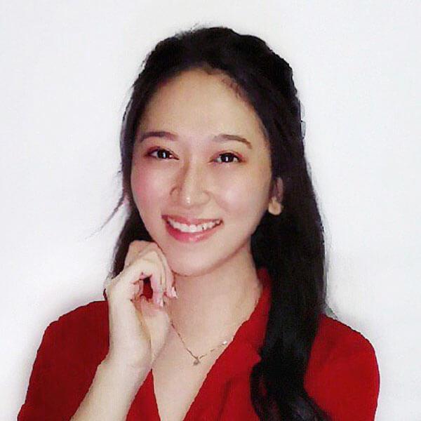 Portrait of DigiPen (Singapore) alumni Janice Chua