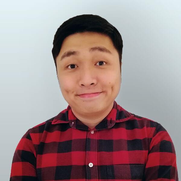 Portrait of DigiPen (Singapore) alumni Jasper Yeo