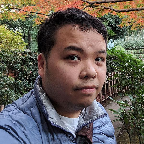 Portrait of DigiPen (Singapore) alumni Kenneth Koh
