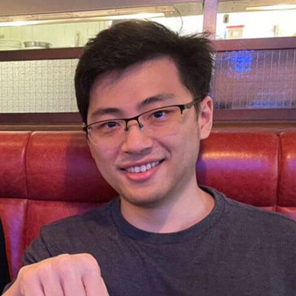 Portrait of DigiPen (Singapore) alumni Kenny Chong