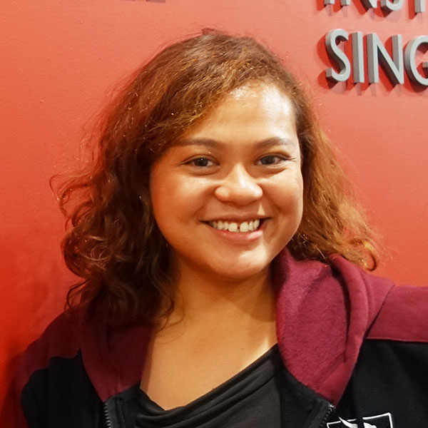 Portrait of DigiPen (Singapore) alumni Khairun Nisah Binte Abdul Yazid