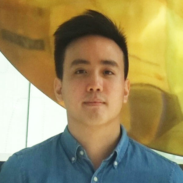 Portrait of DigiPen (Singapore) alumni Larry Low