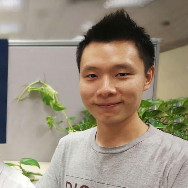 Portrait of DigiPen (Singapore) alumni Lim Sing Gee