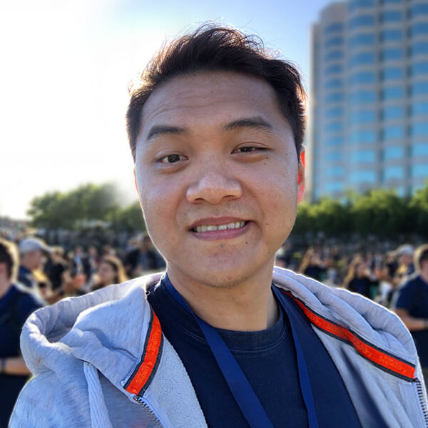 Portrait of DigiPen (Singapore) alumni Michael Tay