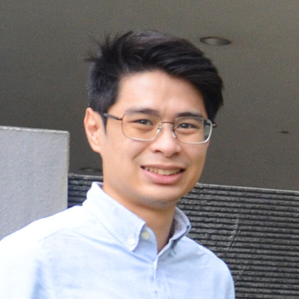 Portrait of DigiPen (Singapore) alumni Ng Wee Tong