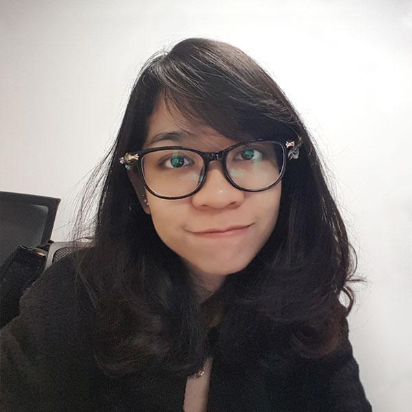 Portrait of DigiPen (Singapore) alumni Nursyazana Binte Zainal