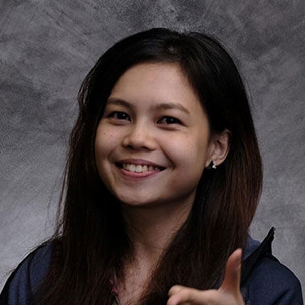 Portrait of DigiPen (Singapore) alumni Raina Lim