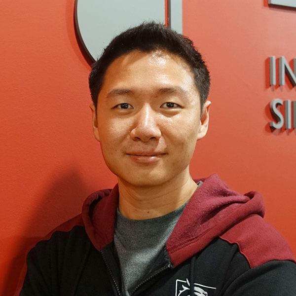 Portrait of DigiPen (Singapore) alumni Ronald Bay
