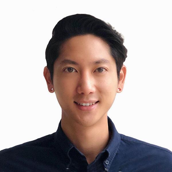 Portrait of DigiPen (Singapore) alumni Rudy Ng