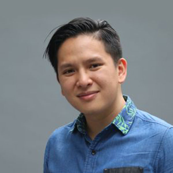 Portrait of DigiPen (Singapore) alumni Samuel Toh