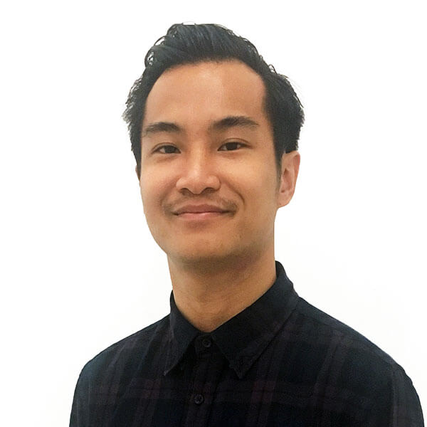 Portrait of DigiPen (Singapore) alumni Tan Rijian