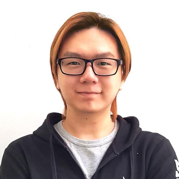 Portrait of DigiPen (Singapore) alumni Xie Yuan Cai