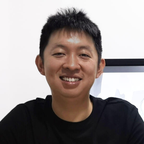Portrait of DigiPen (Singapore) alumni Zhang Zi Tian
