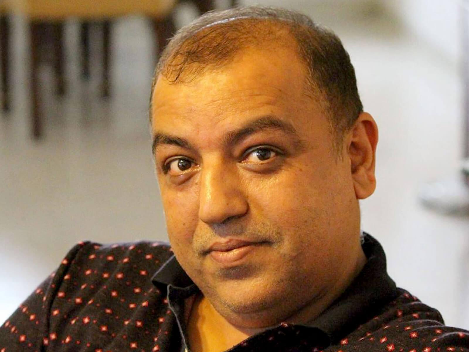 Portrait of DigiPen (Singapore) principal lecturer Dilip Kumar Chaubey