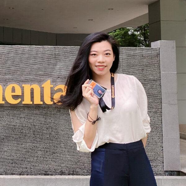 DigiPen AnT Programme graduate Wu Yiling